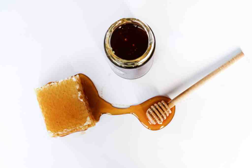 miel pour une cuisine sans sucre