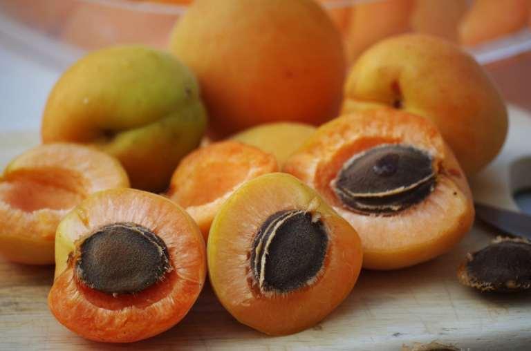 Recette abricot trop mûr