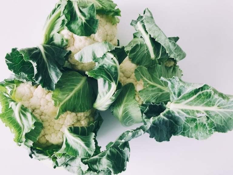 cuisiner feuilles de choufleur avec save eat