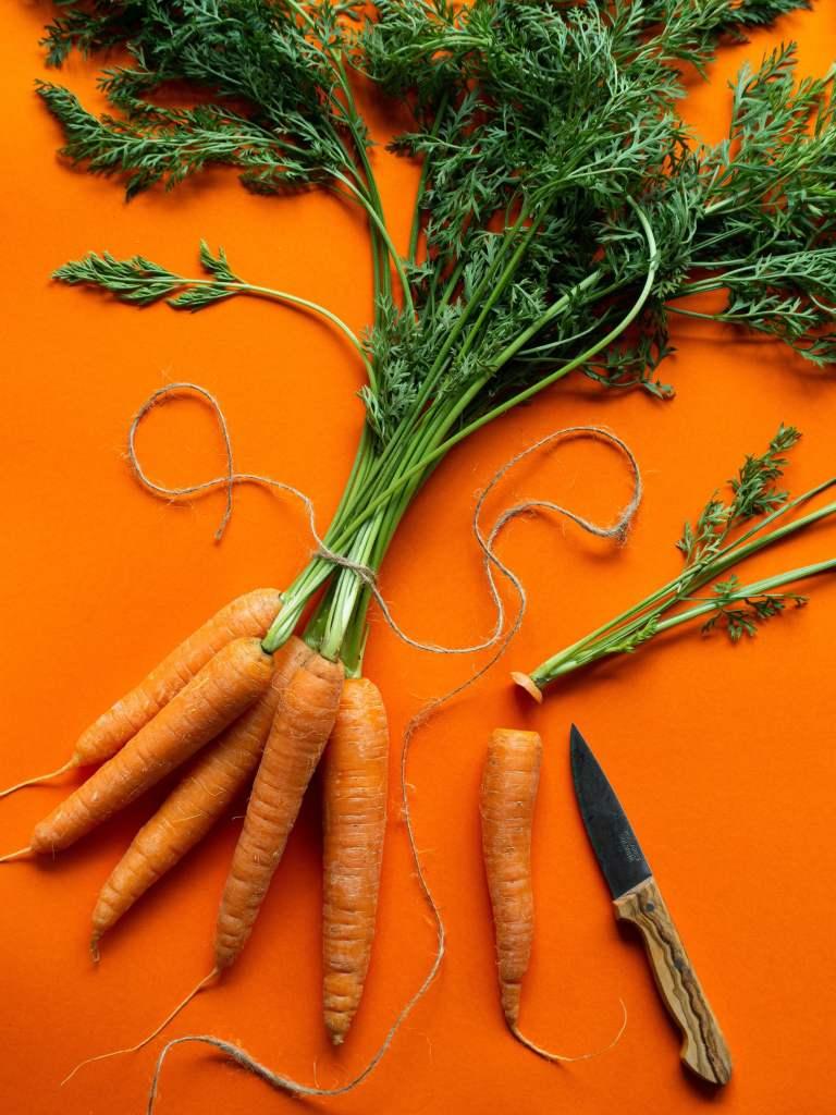 cuisiner les fanes de carottes avec save eat