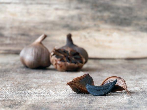 ail noir gousse saveeat