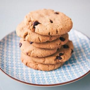 cookies de pain rassis