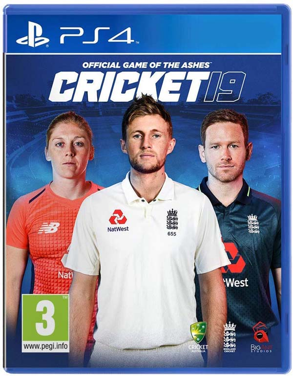 Cricket 19 - The Official Game of the Ashes PS4 Price in Pakistan