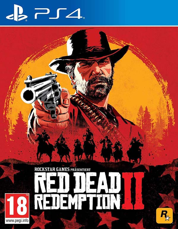 Red Dead Redemption 2 PS4 Price in Pakistan