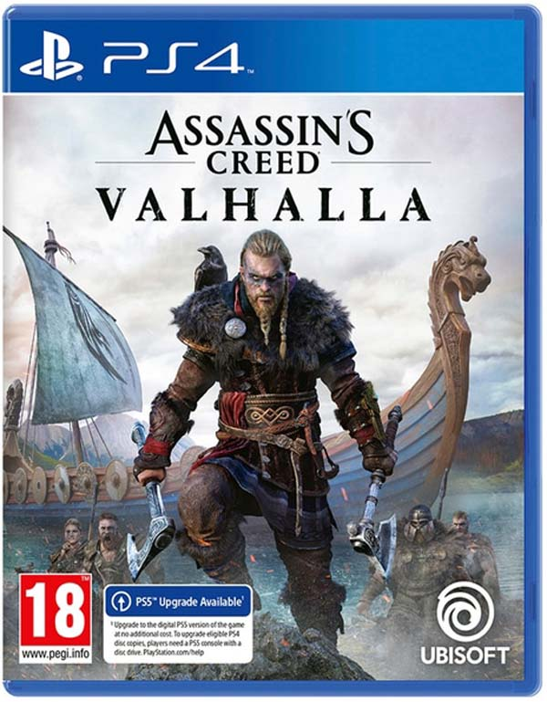 Assassin's Creed Valhalla PS4 Price in Pakistan
