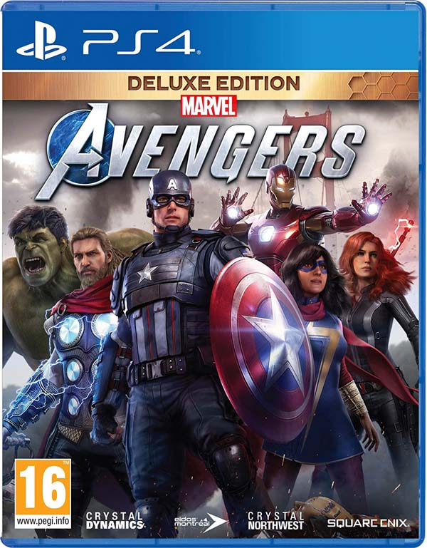 Marvel's Avengers Deluxe Edition PS4 Price in Pakistan
