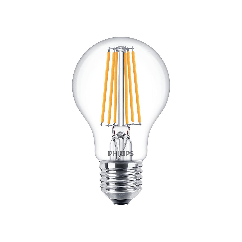 Philips Led Filament Bulb Clear A60 E27 8w K