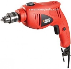 Black & Decker 10mm Impact Drill HD400IN Rs. 1399 – Amazon image