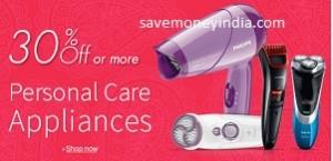 Amazon Personal Care Appliances Lightning Deals image