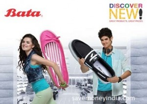 Bata Footwear 50% off or more from Rs. 399 – Amazon image