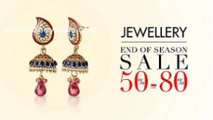 Jewellery 50% off or more from Rs. 61 – Amazon image