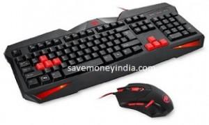 Redragon Vajra Gaming Keyboard and Centrophorus Gaming Mouse Rs. 1632 – Amazon image