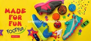 Kids Footwear 60% off or more from Rs. 74 – Amazon image