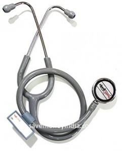 Healthgenie Cardiology Stethoscope HG-401 Rs. 464 – Amazon image