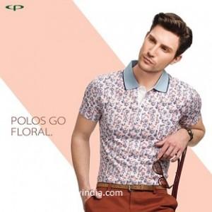 Colorplus Men's T-Shirts Rs. 838 – Amazon image