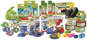 Tesa Stationery 50% off or more from Rs. 69 – Amazon image