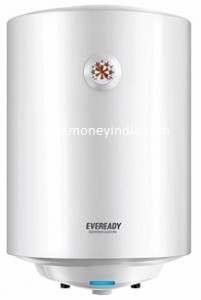 Eveready Dominica Water Heater 15L Rs. 5499 – Amazon image
