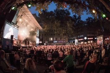 Gamescom 2017 City Festival, concert Donuts