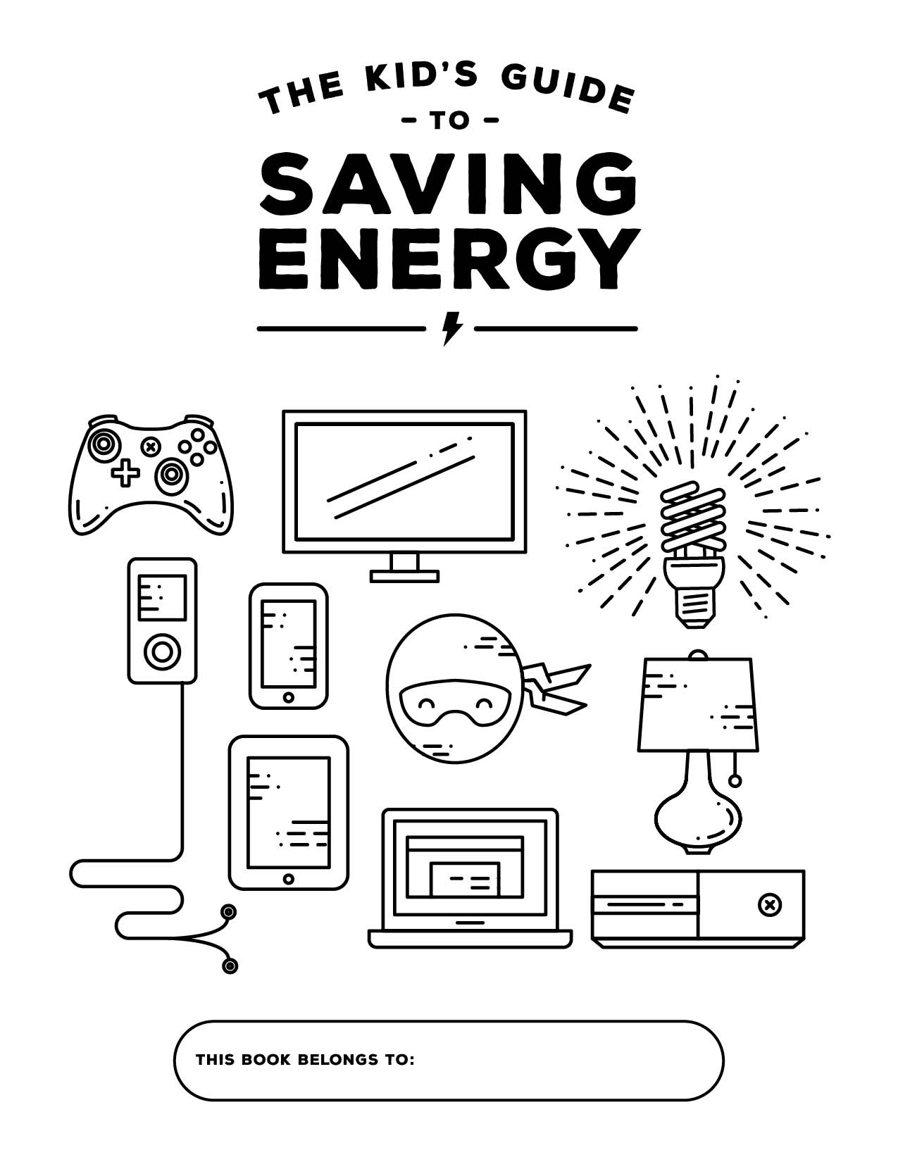 Worksheet About Saving Energy