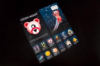 Booklet Feeder Insider #0.2 stickers