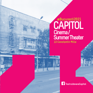 Capitol Cinema / Summer Theatre Blvd. Elisabeta