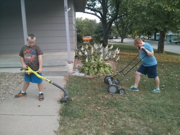 teaching my kids about money