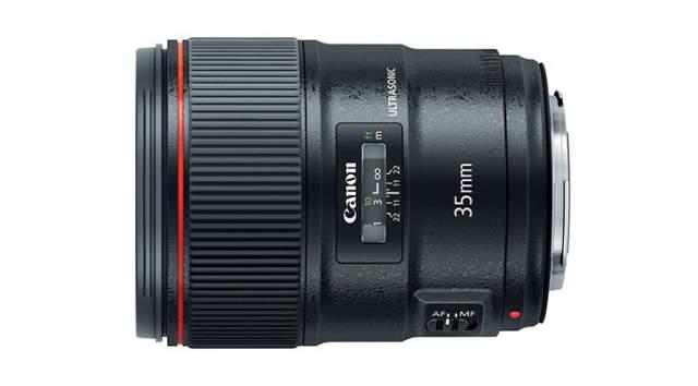 Canon 35mm F/1.4L II Diperkenalkan, Lensa Pertama Dengan Blue Spectrum Refractive Optics