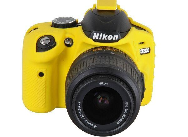 Nikon D3200 Yellow