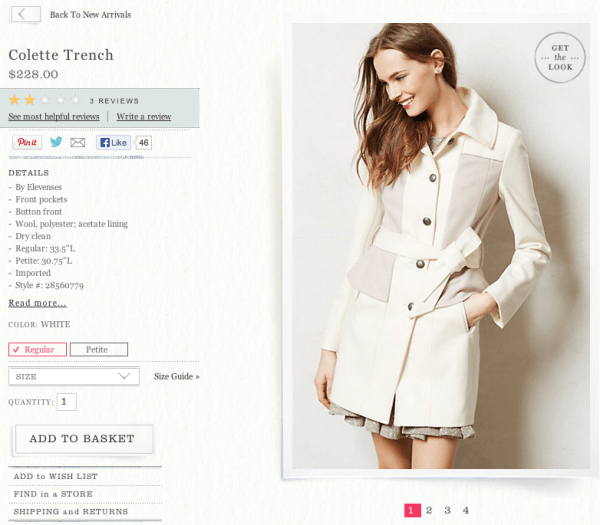 Anthropologie-Colette-Trench