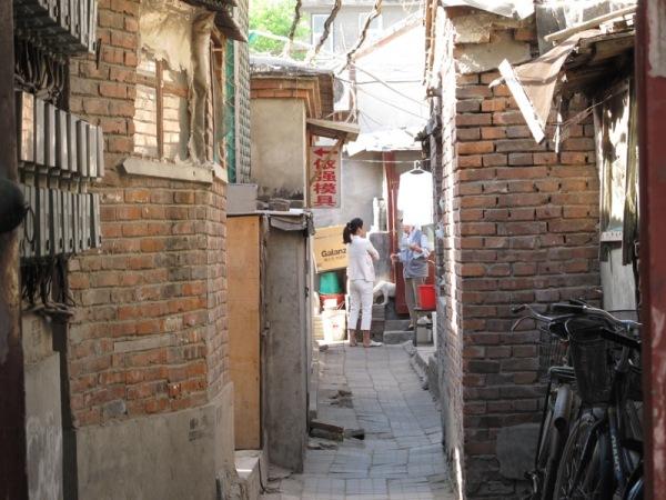 Beijing-China-Photoraph-Homes-Behind-Hidden-Walls-Neighbourhood