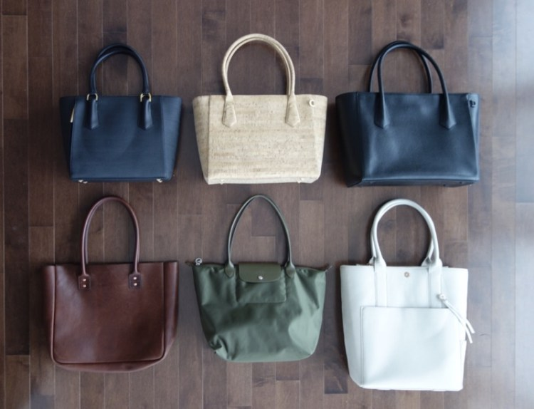 b156c4f1d99 Review & Giveaway: Dagne Dover Classic Tote 13″ and 15″, Midi Tote ...