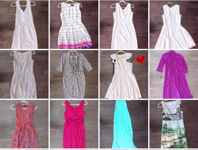 Luxe-Minimalism_Save-Spend-Splurge_What-is-in-my-closet_Dresses_Part-One