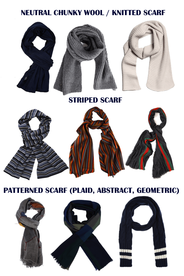 Mens-Stylish-Accessories-Scarves