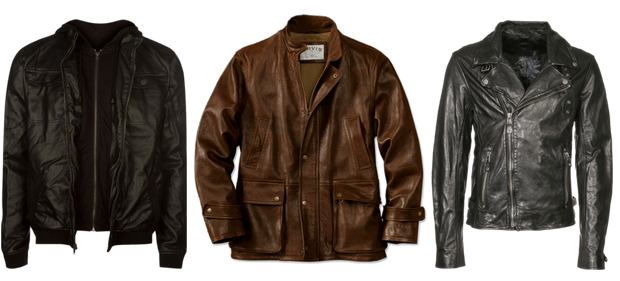 Minimalist-Wardrobe-Essentials-Men-Leather-Jackets