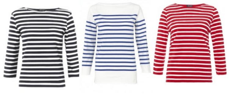 Minimalist-Wardrobe-Essentials-Women-T-Shirts-Striped