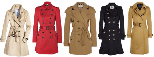 Minimalist-Wardrobe-Essentials-Women-Trench-Coats