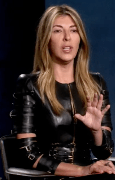 Nina-Garcia-Black-Leather-Coat-Butterfly-Effect-Season-12-Episode-12