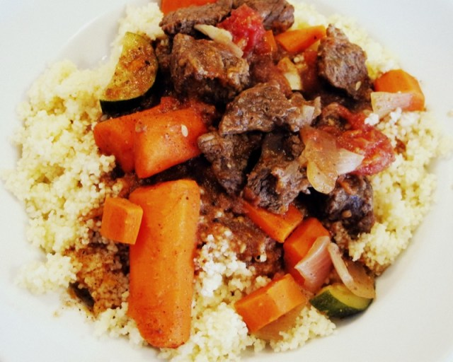 Photograph-Meal-Eat-Food-Beef-Stew-Carrots-Vegetables-Couscous