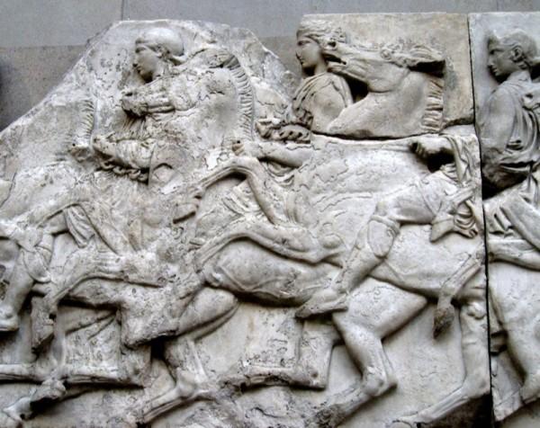 Sculpture-Greek-Paris-France-Louvre-Art-Photograph-Travel