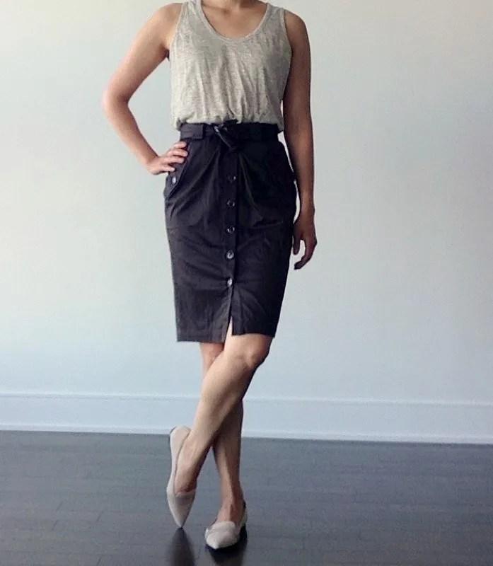 sherry-wardrobe-save-spend-splurge-fixing-a-too-big-skirt-belting