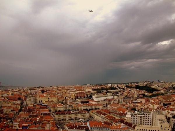 Travel-Photograph-Lisbon-Portugal-Europe-Overview-Cityscape