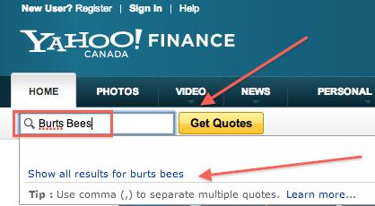 Yahoo-Finance-Stock-Enter-Stupid