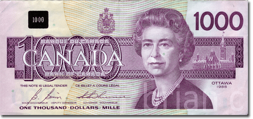 canada-bill-money-1000-cash