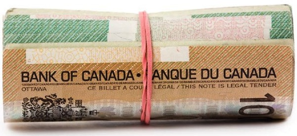 canada-rolled-up-money-cash-bills