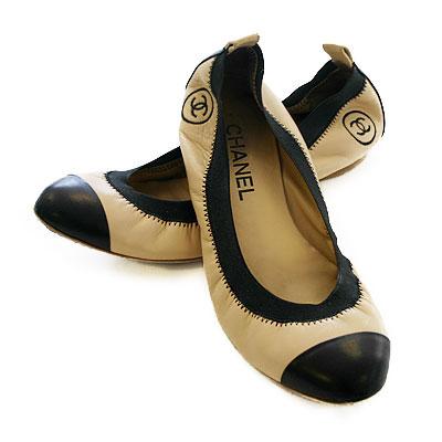 chanel-shoes-flats-elastic-band-ballet