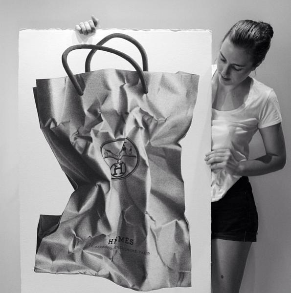 cj_hendry-instagram-hermes-paper-bag-art