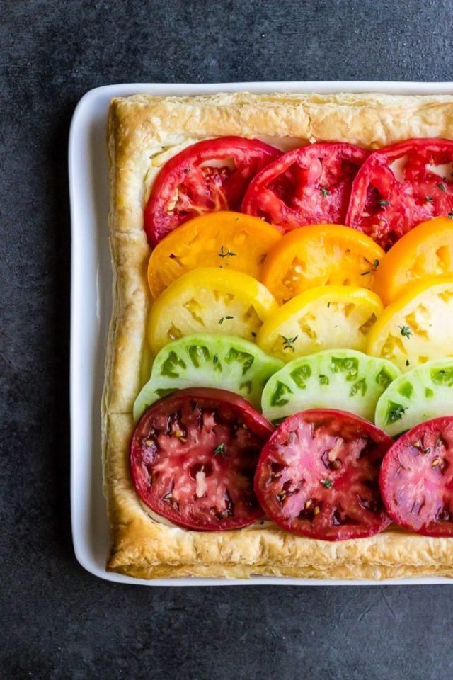 http://www.ful-filled.com/2016/07/16/heirloom-tomato-tart/