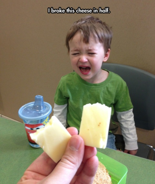why-my-kid-is-crying-broke-cheese-in-half