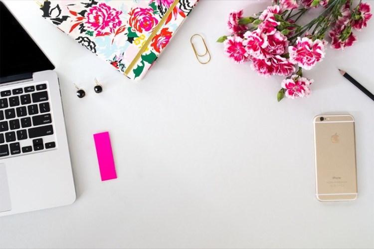 work-career-desktop-laptop-stock-planning-organizing