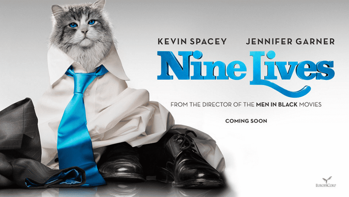 Image result for Nine Lives